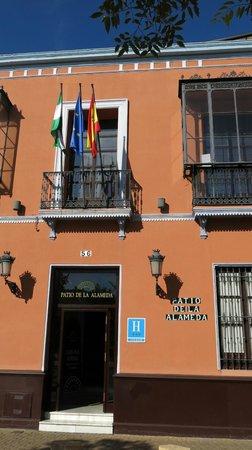 PV-Holidays Residence Patio de la Alameda : Hotel outlook