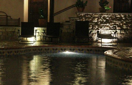 Hotel Marina Copan: Una bella piscina