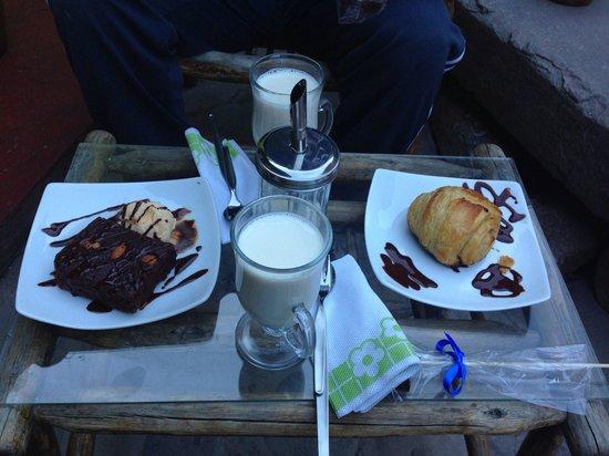 ChocoMuseo Ollantaytambo: El mejor lonche!