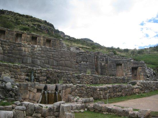 Tambomachay: Water temple