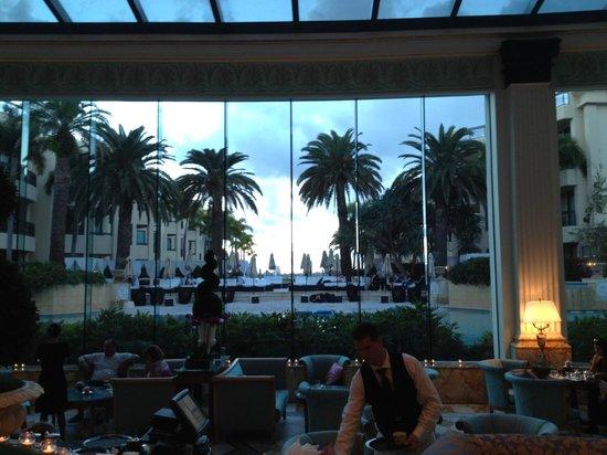 Palazzo Versace: window