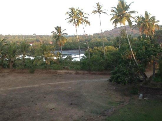 Sol de Goa: View from room