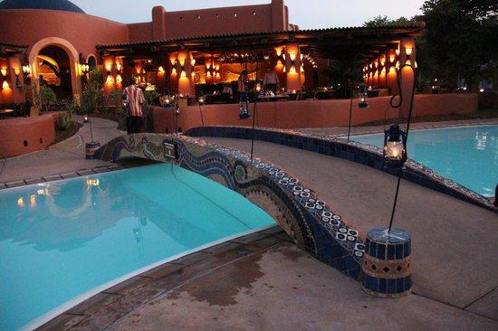 AVANI Victoria Falls Resort : property