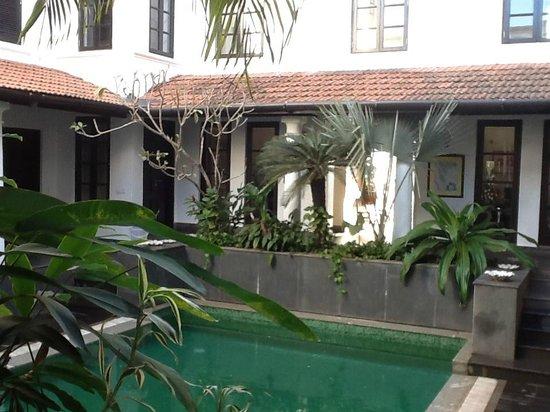 Sol de Goa: Hotel grounds