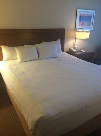Hyatt Regency Baltimore Inner Harbor: King Bed