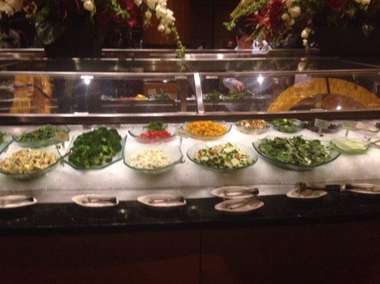 Fogo de Chao Brazilian Steakhouse: Salad Bar