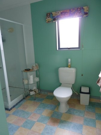 Kepler Mountain View: Bathroom