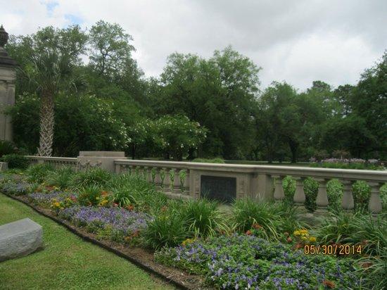 Audubon Park: Entrance