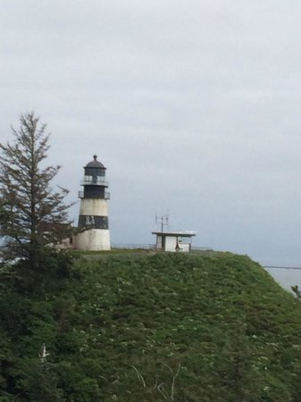 Cape Disappointment Lighthouse: Gorgeous