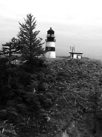 Cape Disappointment Lighthouse: So pretty