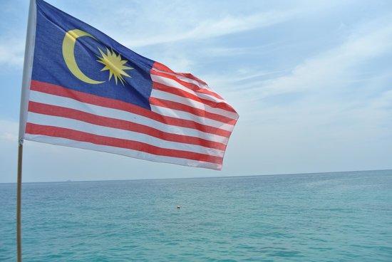 Tunamaya Beach & Spa Resort : malaysian colours
