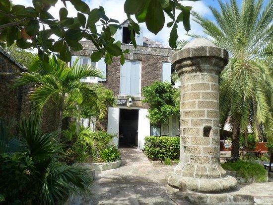 Admiral's Inn & Gunpowder Suites: Admiral's Inn, Nelson's Dockyard, English Harbor, Antigua