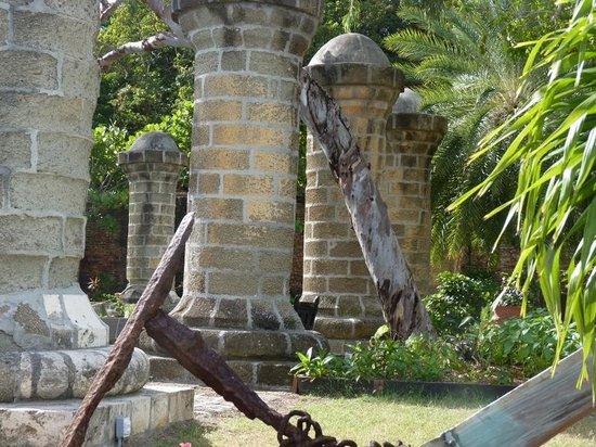 Admiral's Inn & Gunpowder Suites: Admiral's Inn Grounds, Nelson's Dockyard, English Harbor, Antigua