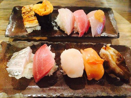 Endo Sushi Chuo Ichiba : Amazing