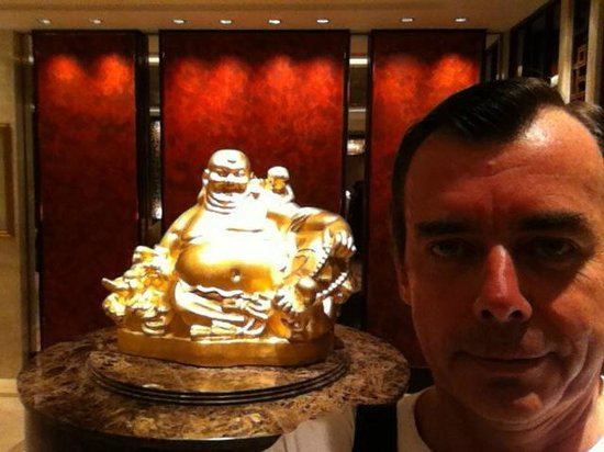 Shangri-La Hotel Bangkok: Uno de los Restaurantes