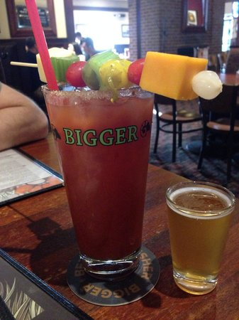 Ram Restaurant & Brewery: Bloody Mary