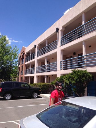 Canyon Plaza Resort: .