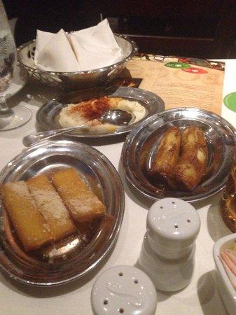 Fogo de Chao Brazilian Steakhouse: Side Dishes