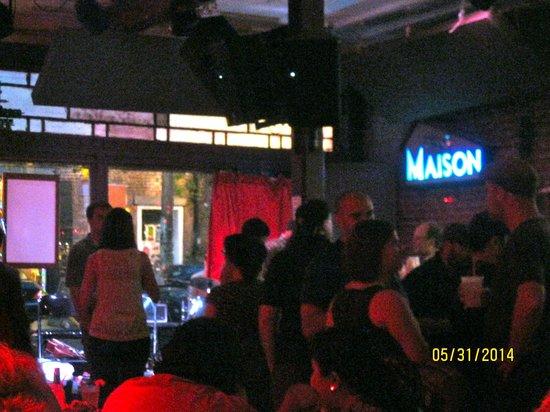 The Maison : Fun