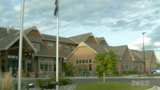 Residence Inn Helena : Outside view
