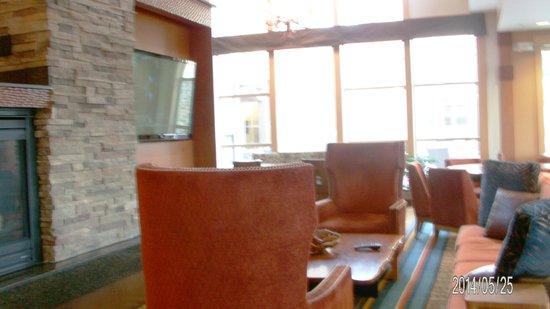 Residence Inn Helena: Lounge