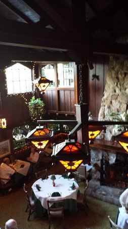 Shadowbrook: one of the dinning rooms