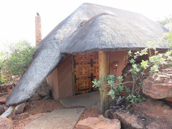 Sediba Private Game Lodge : Chalet