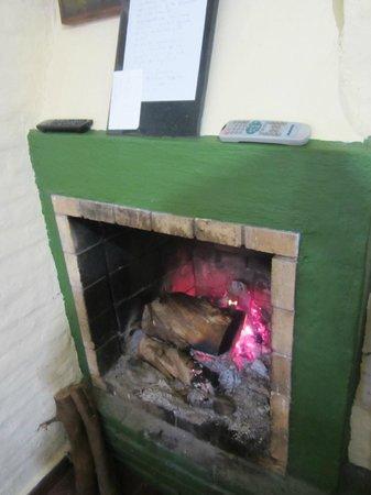 Picasso: los leños ardiendo  sumados al calor humano