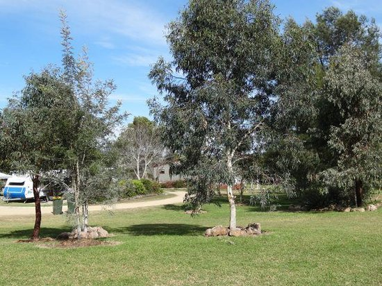 Killarney View Cabins and Caravan Park: caravan park