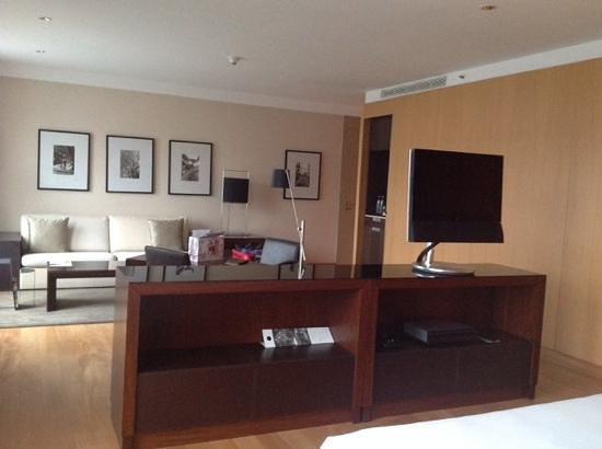 Palacio Duhau - Park Hyatt Buenos Aires : large spacious room