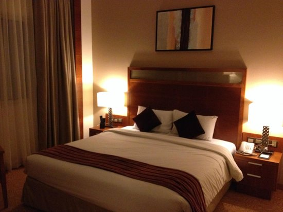 Landmark Hotel Baniyas : Room