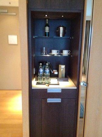 Palacio Duhau - Park Hyatt Buenos Aires : bar fridge