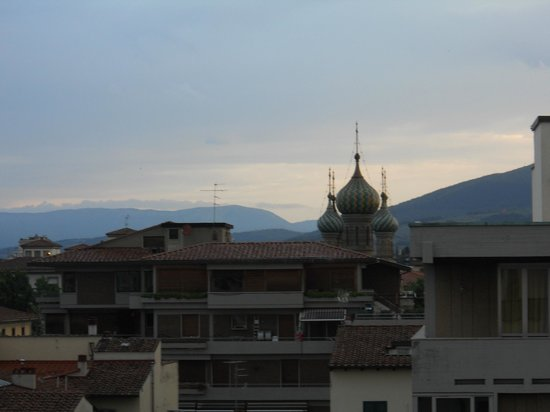 Plus Florence : View from the room