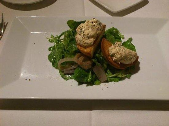 Delmonico Steakhouse : Today's Salad