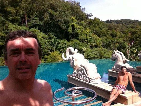 Sukko Spa Resort: Piscina