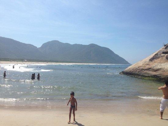 Grumari Beach : Praia de Grumari