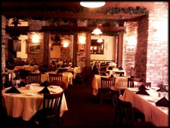 Antonio Ristorante: dining room