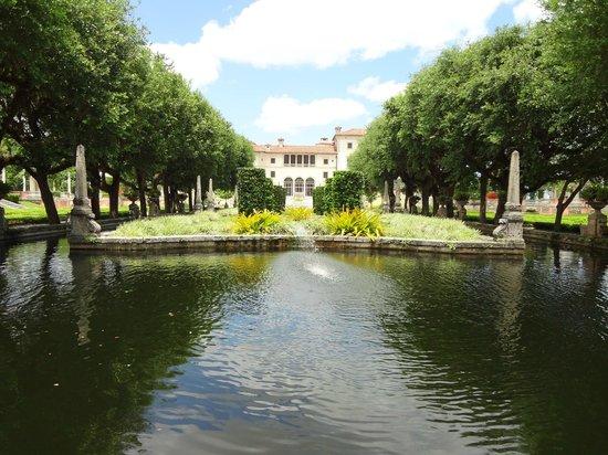 Vizcaya Museum and Gardens: Vizcaya Garden