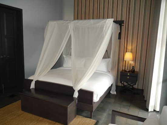 Sofitel Luang Prabang Hotel: Best bed in world