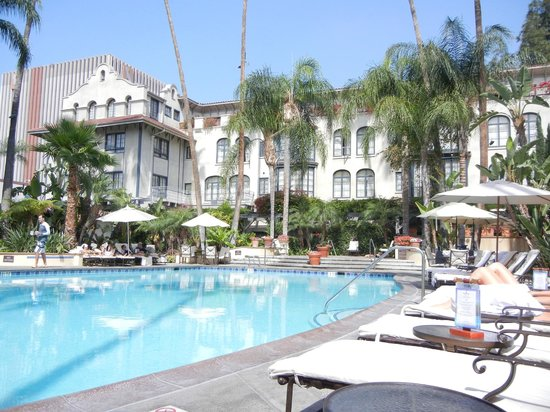 The Mission Inn Hotel and Spa: The pool