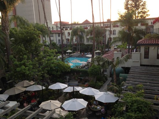 The Mission Inn Hotel and Spa : View from the room