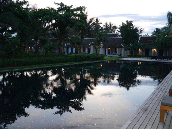 Sofitel Luang Prabang Hotel: Main pool