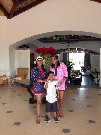JW Marriott Panama Golf & Beach Resort: Buen fin de semana con mi hija y mi Nieto