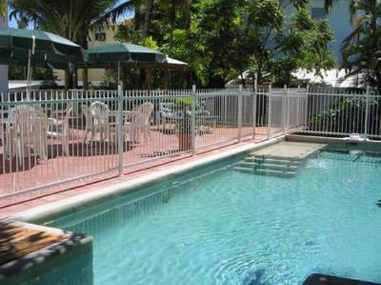 Beach Terraces: Lap pool