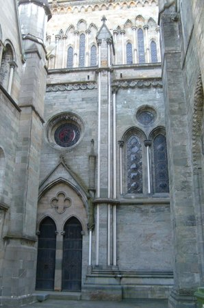 Cathédrale de Nidaros : Nidarosdomen
