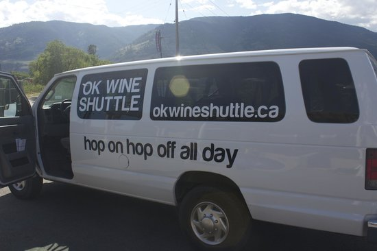 OK Wine Shuttle - Tours