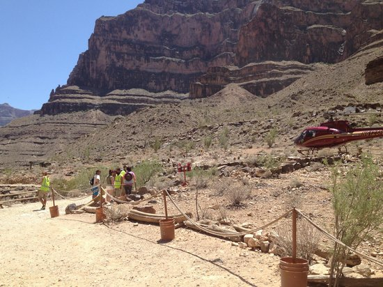 how to go to the bottom of the grand canyon