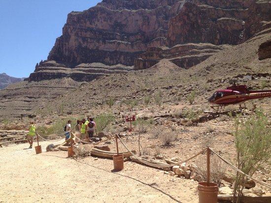 Grand Canyon Tours: Bottom of the canyon