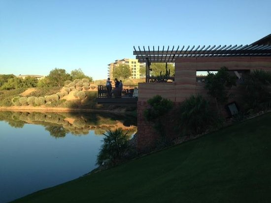 The Westin Kierland Resort & Spa : View from one of the patios