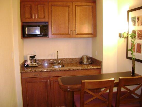 San Carlos Hotel: cozinha